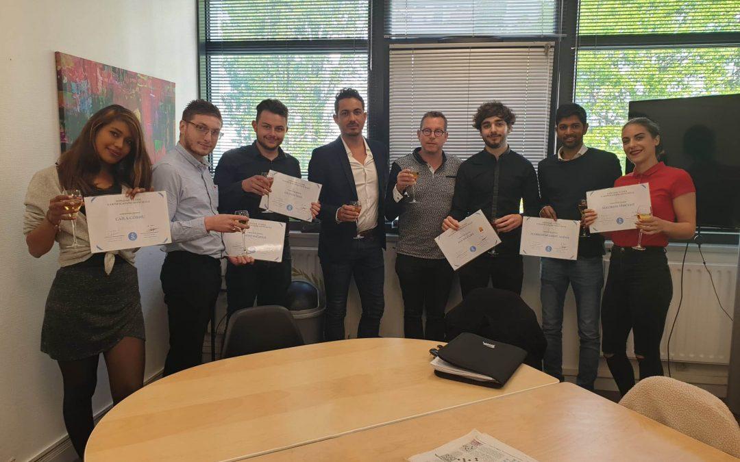 Promotion Nantes 13 Mai 2019